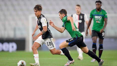 Los penaltis salvaron a la Juventus ante un inspirado Atalanta