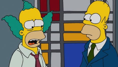 Creador de Los Simpson explicó por qué Homero y Krusty son casi iguales