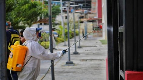 Aislan 34 sectores de La Vega para contener el coronavirus