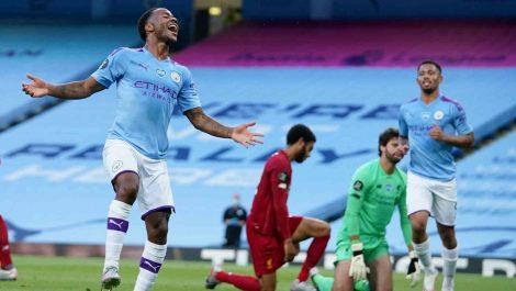 El Manchester City goleó al campeón de Premier League