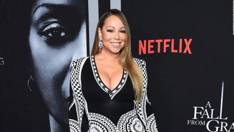 """Mariah Carey relatará su vida en una autobiografía """"sin flitros"""""""