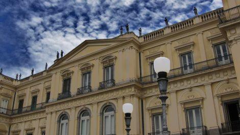Museo Nacional de Río de Janeiro