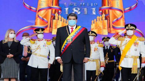 Nicolás Maduro: «Venezuela más nunca será colonia de nadie»