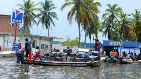 Asesinaron a joven pescador en protesta por gasolina