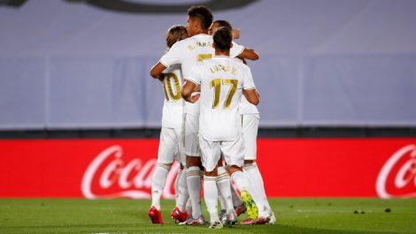 El Real Madrid acaricia el título