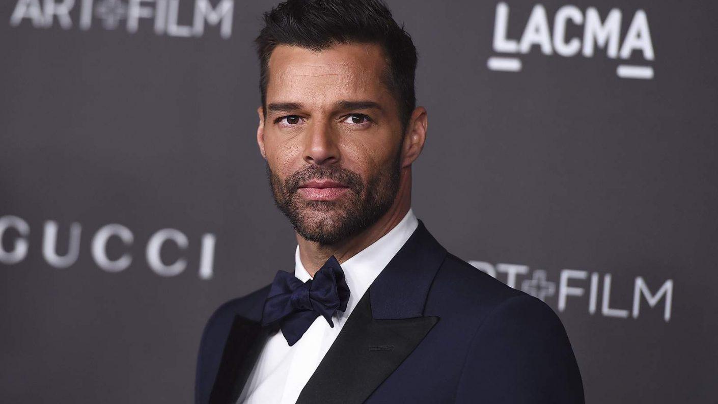 Ricky Martin se declara feliz tras diez años «fuera del clóset»