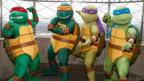 En proceso una nueva cinta de Las Tortugas Ninja