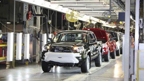 Toyota reanudará la producción en Venezuela el lunes 13 de julio