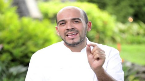Detienen al chef venezolano Víctor Moreno mientras grababa un programa