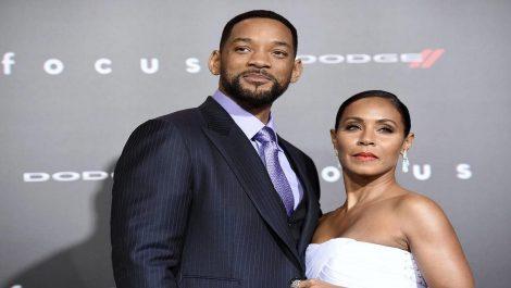 Esposa de Will Smith admitió que tuvo un romance con un popular rapero