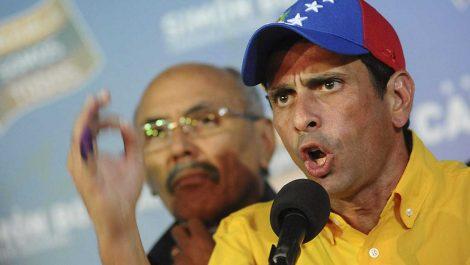 Capriles sobre sus negociaciones con Turquía: «Hablaremos con todo el que sea necesario»