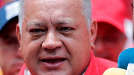 Diosdado Cabello reaparece en una videoconferencia con el PSUV