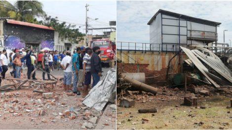 Explosión en Ecuador dejó tres venezolanos heridos
