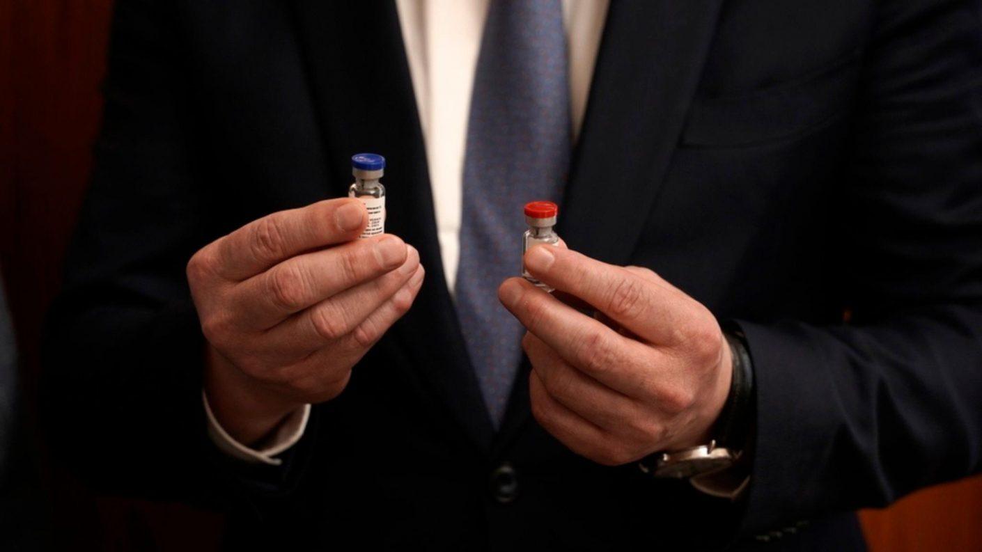 Rusia gana la carrera por la vacuna