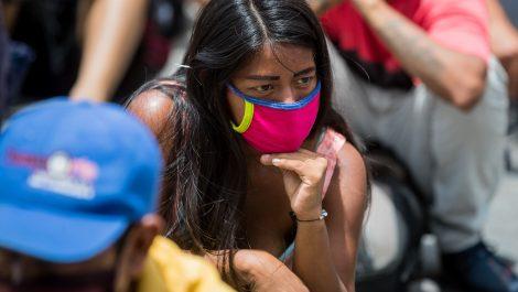 Venezuela supera los 20.000 casos