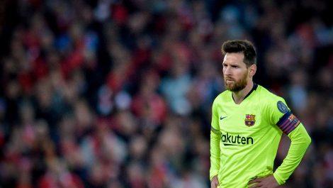 Lionel Messi quiere abandonar el Fútbol Club Barcelona