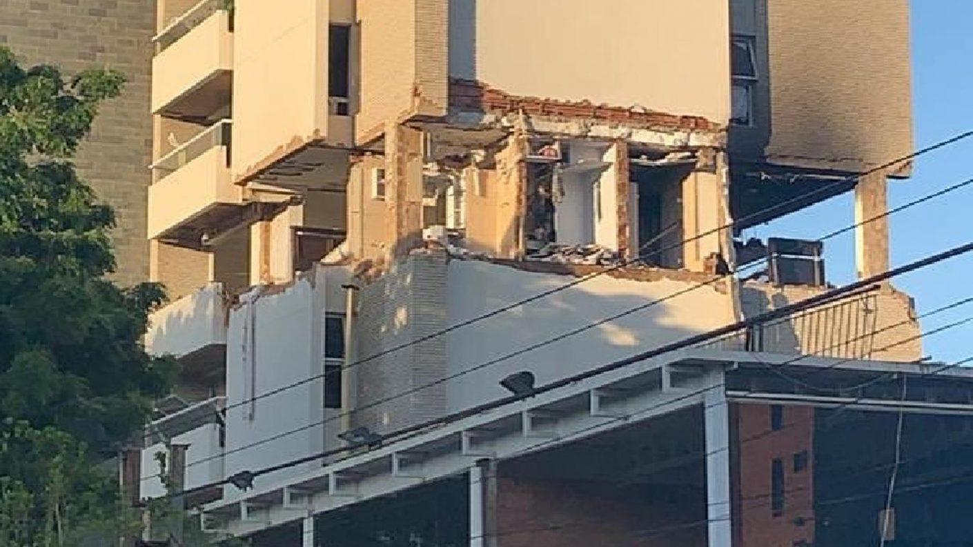 Explosión de un apartamento en Maracaibo deja dos víctimas