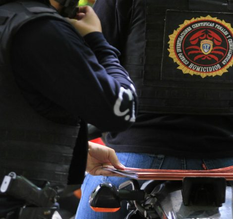 Detenido hombre que tenía una falsa escuela de entrenamiento para ingresar al CICPC