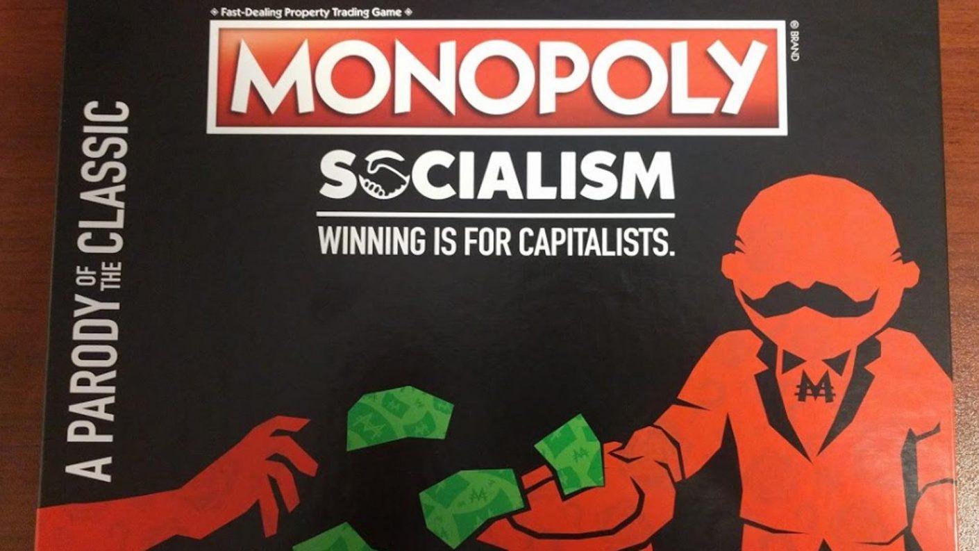 Monopoly sacó una edición socialista en la que irónicamente nadie gana