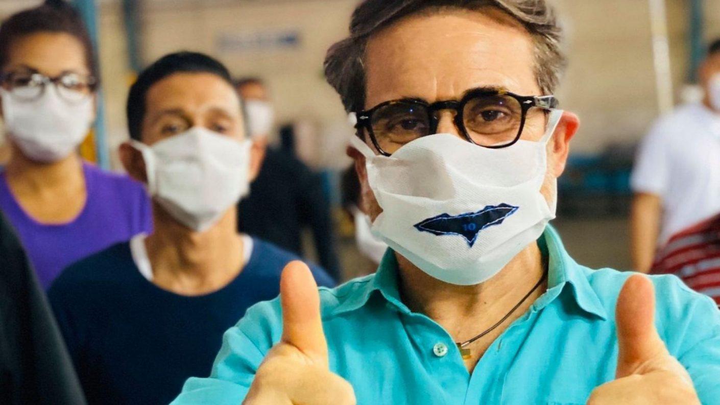 Rafael Lacava informó que se contagió de COVID-19 por cuarta vez
