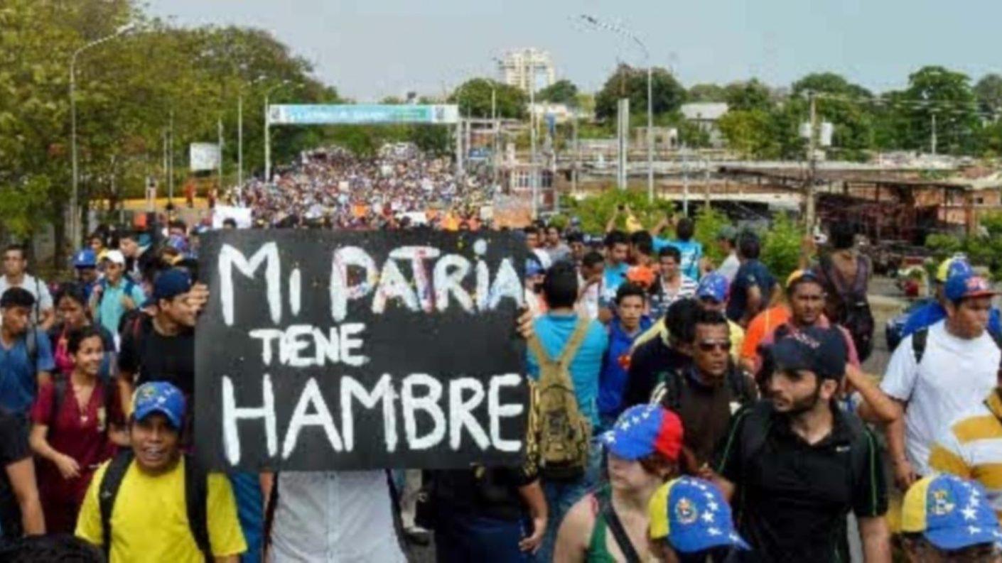 OVCS registra al menos 47 protestas en 17 estados de Venezuela