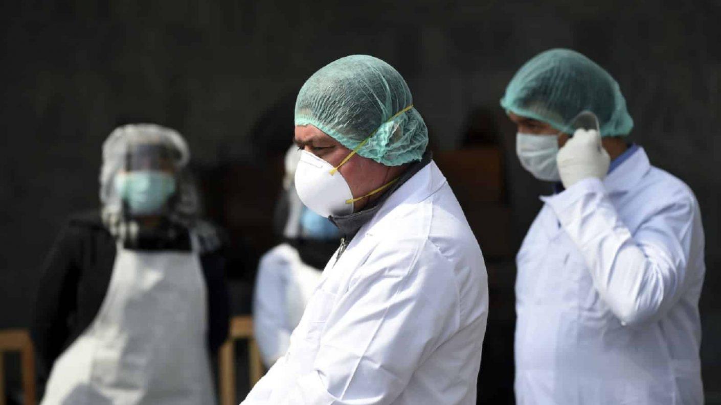 Continúan las muertes de personal de la salud en Venezuela por coronavirus