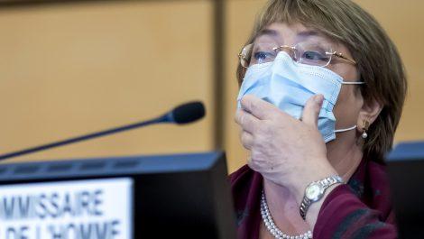 Bachelet manifiesta preocupación de cara a las elecciones legislativas