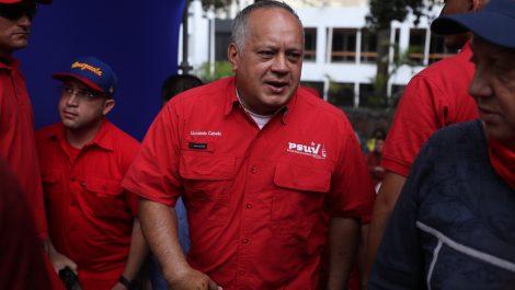 Diosdado Cabello descarta que la Constituyente venezolana redacte una nueva Constitución