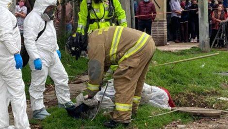 Joven venezolana fue asesinada y arrojada en una alcantarilla en Colombia