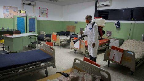 Venezuela puede llegar a 14 mil casos de Covid-19 por día
