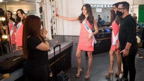 El Miss Venezuela en pandemia, un show enlatado y fingido