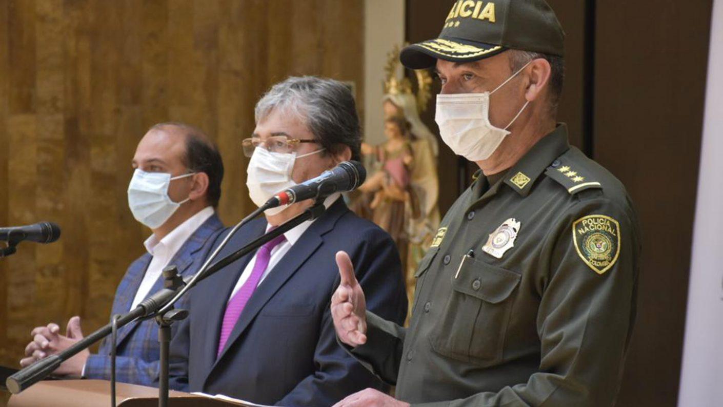 Policía colombiana pide perdón por la agresión que produjo la muerte de Javier Ordoñez