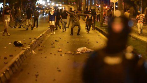 Noche de disturbios y protestas en Colombia, por violencia policial (+VIDEO)