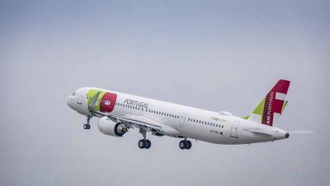 Aerolíneas TAP retoma vuelos a Venezuela en diciembre