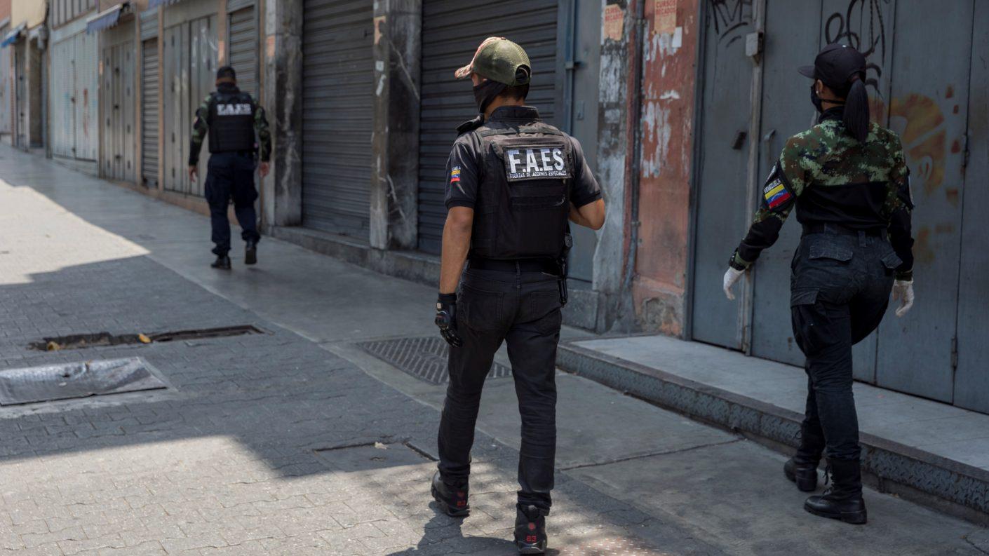 Régimen de Maduro involucrado en crímenes de lesa humanidad