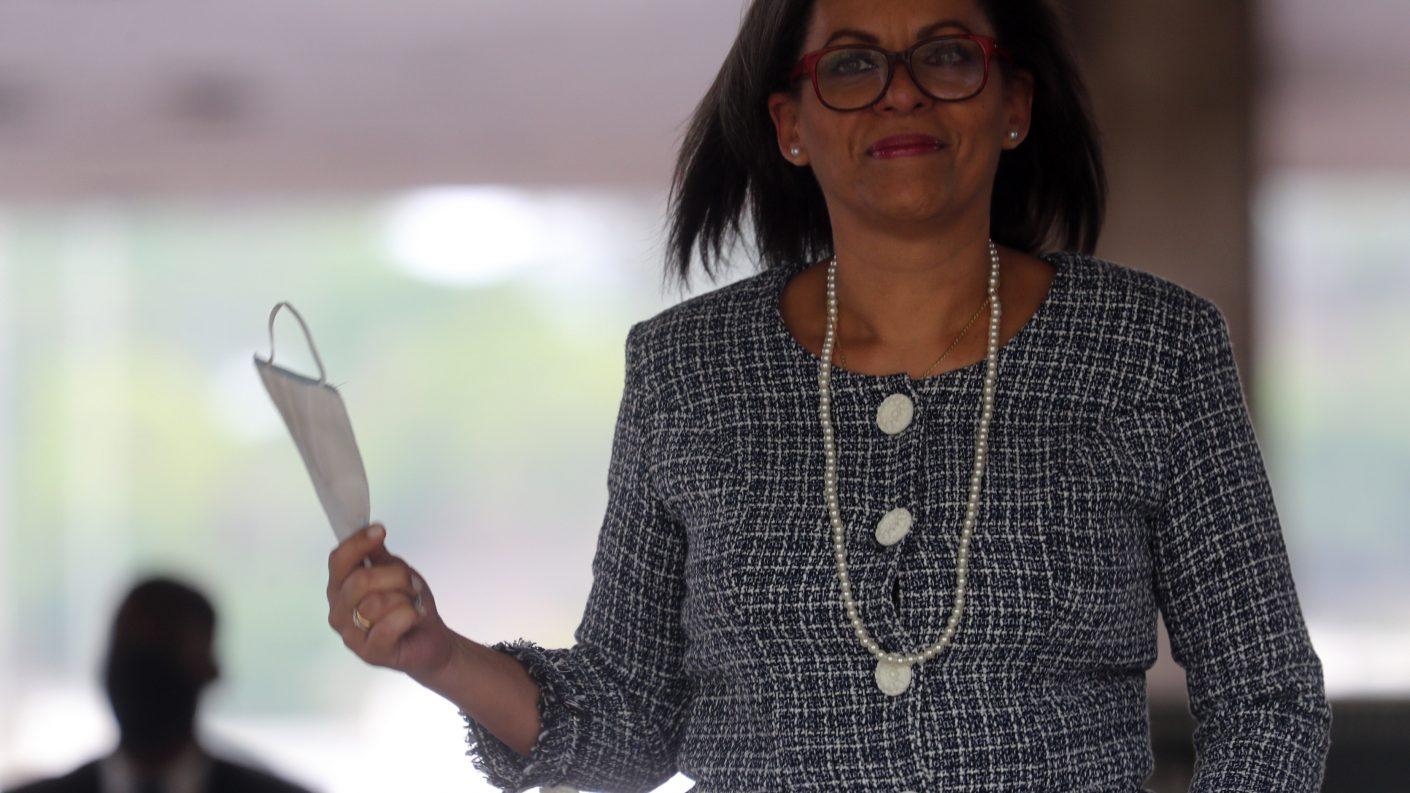 EE.UU. sanciona a la presidenta del CNE de Venezuela y otros 3 políticos