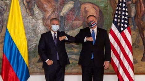 Colombia y EE.UU. insisten en una transición democrática y soberana en Venezuela