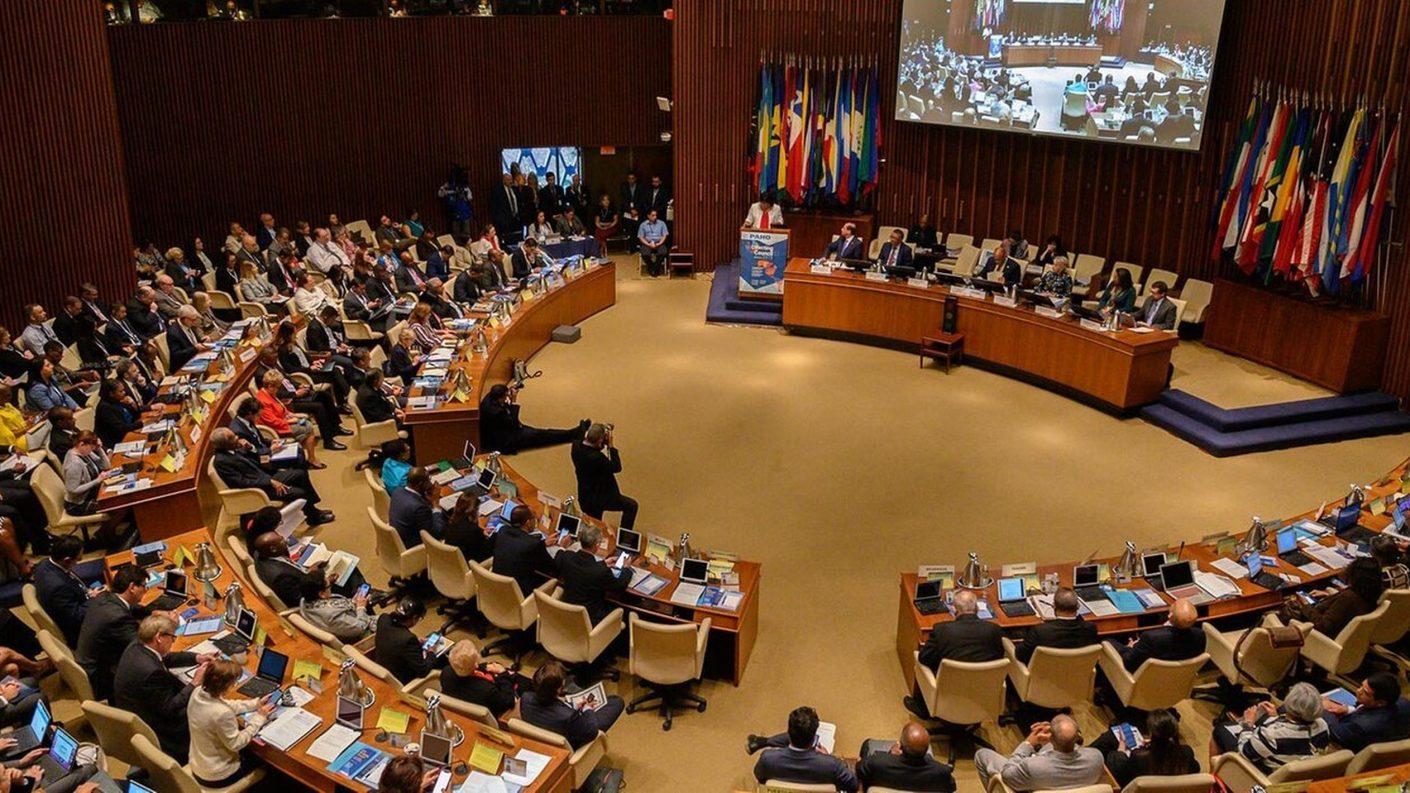 OPS suspende el derecho al voto de Venezuela por deudas
