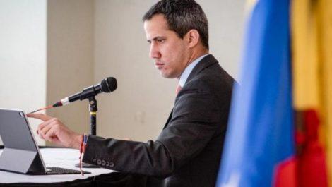 Guaidó pide a los venezolanos «avanzar con certeza y firmeza»