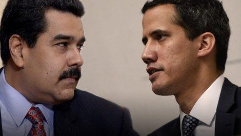 Maduro versus Guaidó