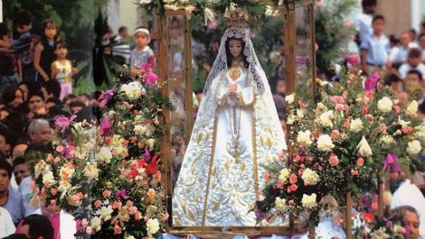 109 años de la coronación canónica de la Virgen del Valle
