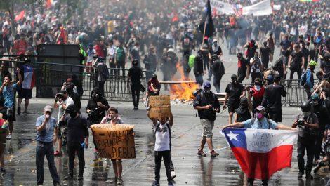 El enigma chileno: ¿conspiración bolivariana o legítima insurrección?