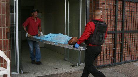 Murió en enfrentamiento joven que asesinó a su abuela en Puerto La Cruz