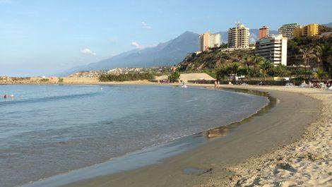 Estos son los protocolos de bioseguridad que se toman en las playas de La Guaira