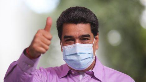 Maduro promete un debate legislativo sobre el matrimonio igualitario