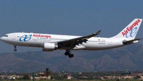 Air Europa reanudará vuelos a Venezuela en noviembre