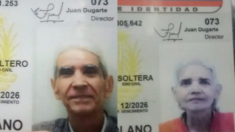 Dos abuelitos murieron por desnutrición dentro de su apartamento en Caracas