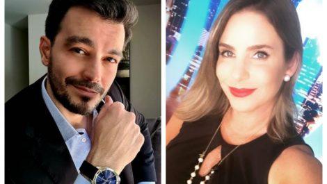 Luciano D'Alessandro y María Alejandra Requena confirmaron su relación