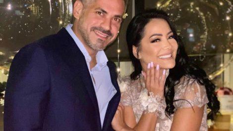 Norkys Batista se casó este sábado en una ceremonia pequeña