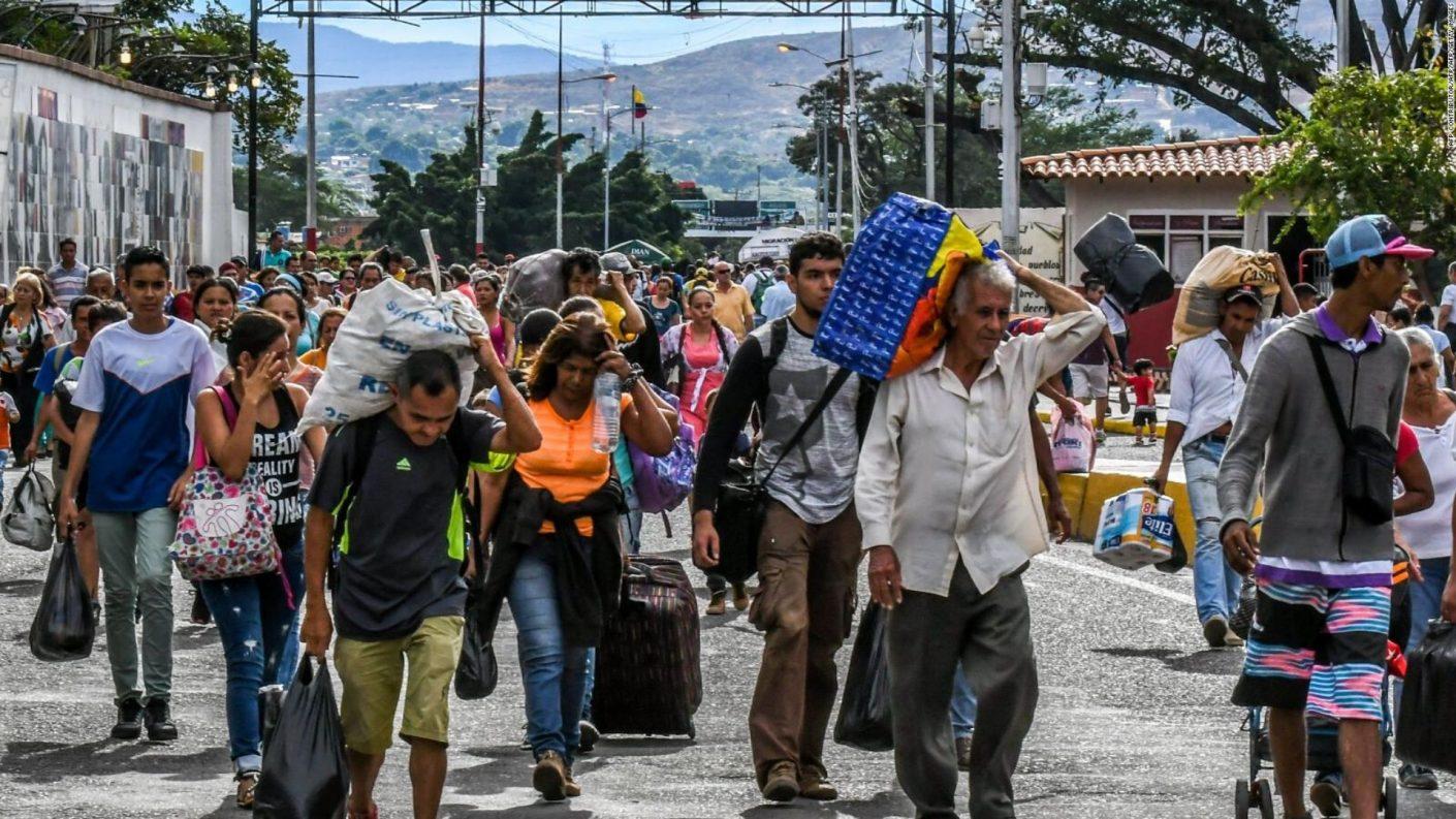 Con la anuencia de Maduro Trinidad expulsó a 160 venezolanos